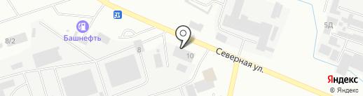 Башнефть-Информ на карте Октябрьского
