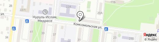 Голынец и компания на карте Октябрьского