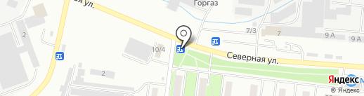 Beerka на карте Октябрьского