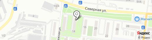Абсолют-север на карте Октябрьского