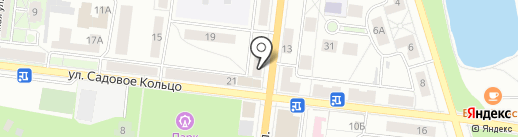 Чермасан на карте Октябрьского