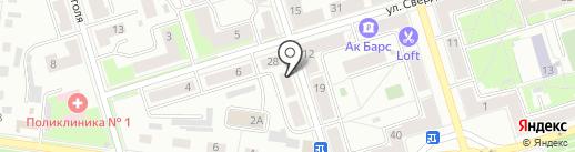Faberlic на карте Октябрьского