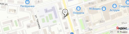 Sumochka на карте Октябрьского