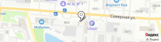 Магнат мастер на карте Октябрьского