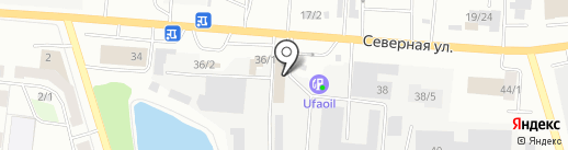 Чайхана на карте Октябрьского