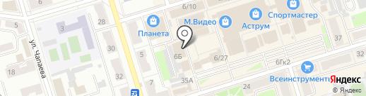 Asean на карте Октябрьского
