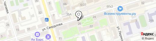 Step на карте Октябрьского