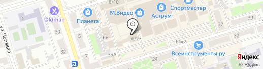 Ностальжи на карте Октябрьского