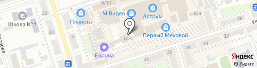 Пошивомания на карте Октябрьского
