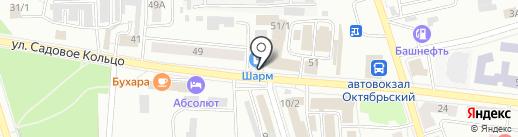 Caramel на карте Октябрьского