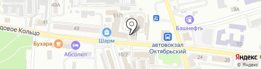 Ваш идеал на карте Октябрьского