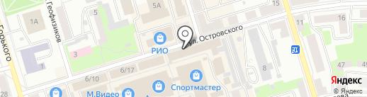 Brand на карте Октябрьского