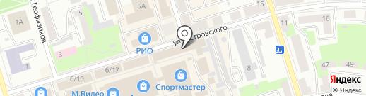 Смак на карте Октябрьского