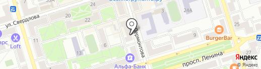 Русклимат-Уфа на карте Октябрьского