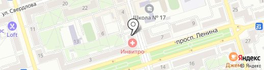 Boots на карте Октябрьского