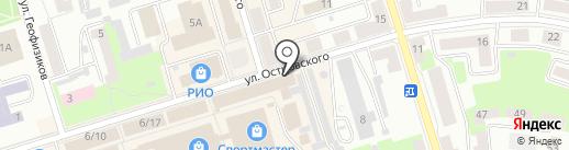 Мечта на карте Октябрьского