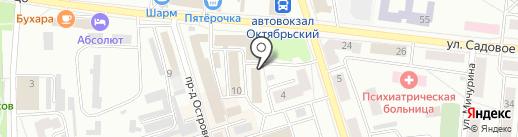 Маленькая страна на карте Октябрьского