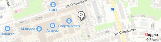 АРД-СИСТЕМА на карте Октябрьского