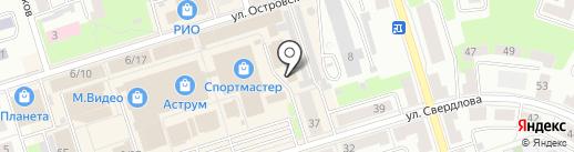 Реквием на карте Октябрьского