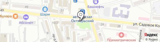 Центрофинанс Групп на карте Октябрьского