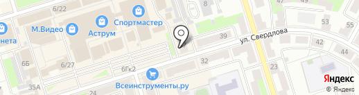 Книжный мир на карте Октябрьского