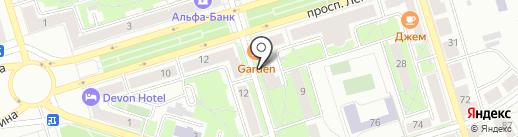 Loft на карте Октябрьского