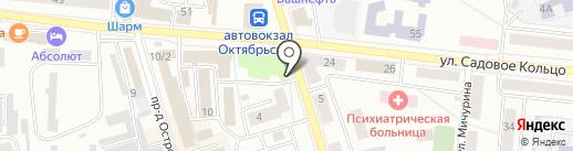 Мебель для вашего дома на карте Октябрьского