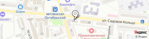 Прогресс на карте Октябрьского