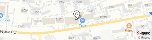 ГиГаз на карте Октябрьского