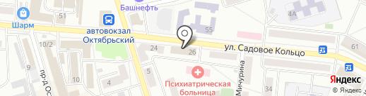 Добрые сердца на карте Октябрьского