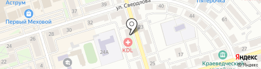 House Мастер на карте Октябрьского