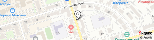 Джаз на карте Октябрьского