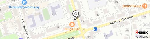 Piccolino на карте Октябрьского