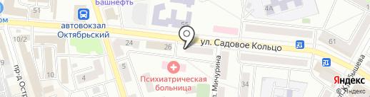 Vita на карте Октябрьского