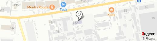 Профессионал на карте Октябрьского