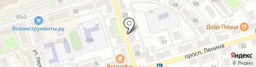 ПО КАРМАНУ на карте Октябрьского