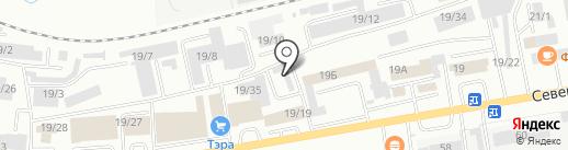 Агротрейд на карте Октябрьского