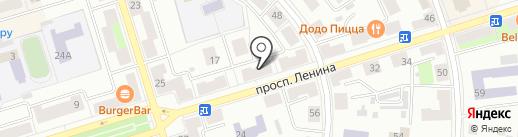СКС Ломбард на карте Октябрьского