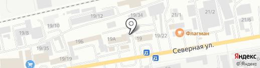 У Раиса на карте Октябрьского