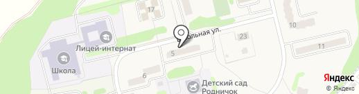ФотоСЛОН на карте Италмаса