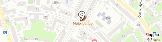 Адриатика на карте Октябрьского