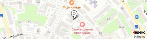Сигнал+ на карте Октябрьского