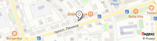 Умное железо на карте Октябрьского
