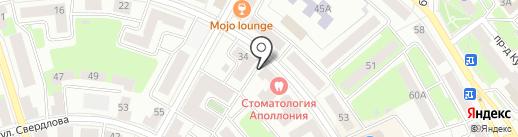 Налоги и право на карте Октябрьского