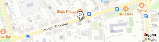 Жил-консульт на карте Октябрьского