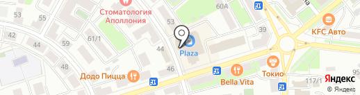 JuIceCream на карте Октябрьского