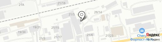 АльфаМотор на карте Октябрьского