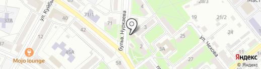 Росгосстрах-Медицина на карте Октябрьского