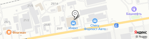 ScarTeK на карте Октябрьского