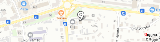 Везет на карте Октябрьского